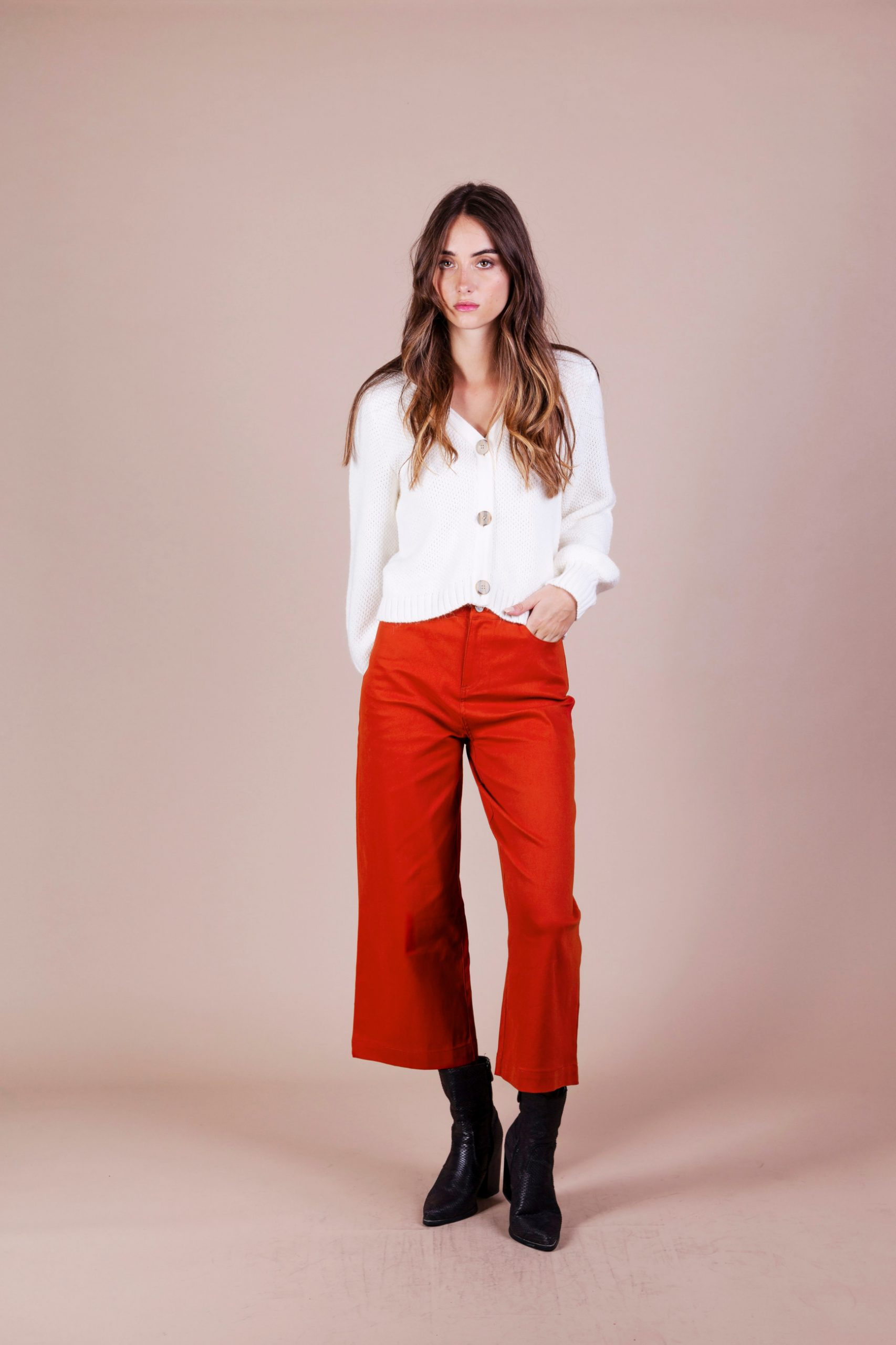 Gilet Polla Pantalon Patsy