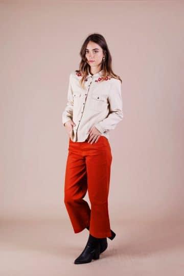Top Calamity Pantalon Patsy