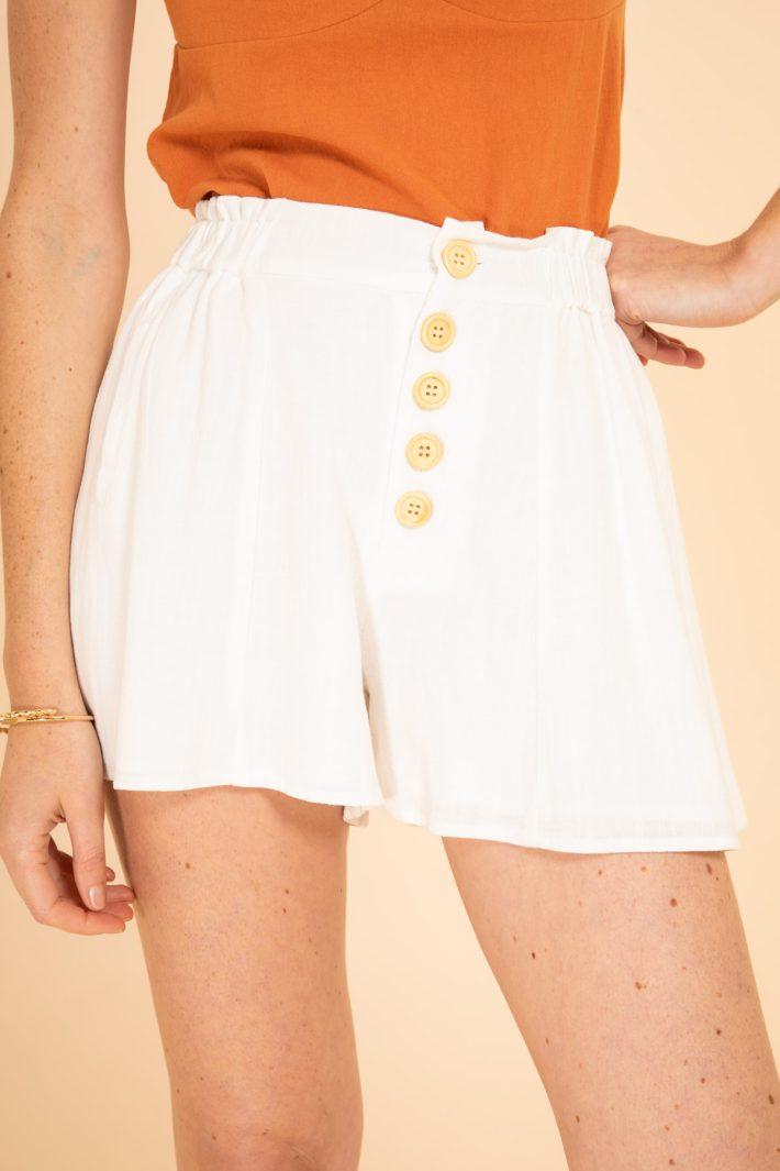 Short Seville Blanc
